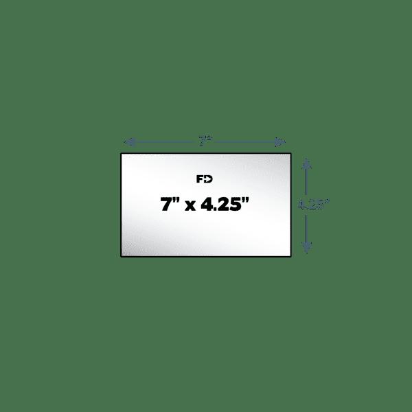 custom ncr form 7 x 4.25